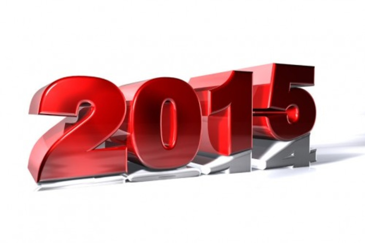 My New Year Resolutions As An Article Writer