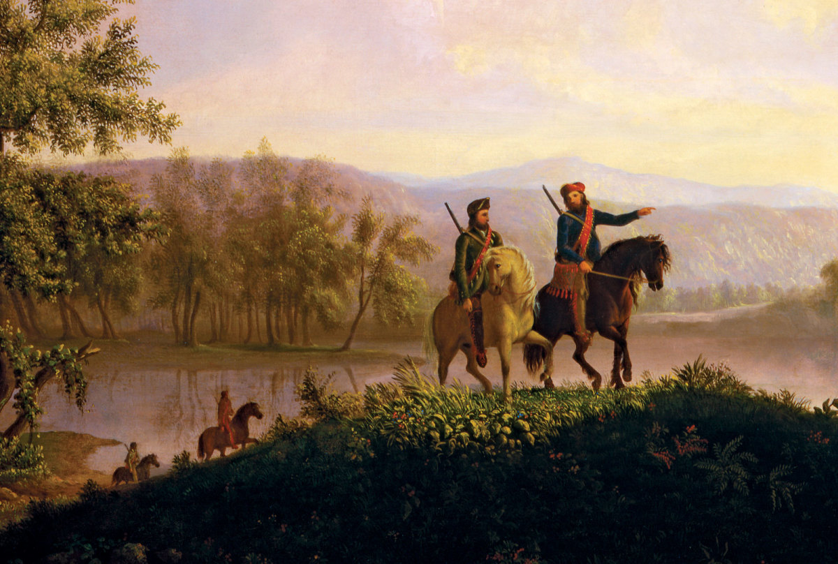 Ten Things About The Lewis And Clark Epedition That You