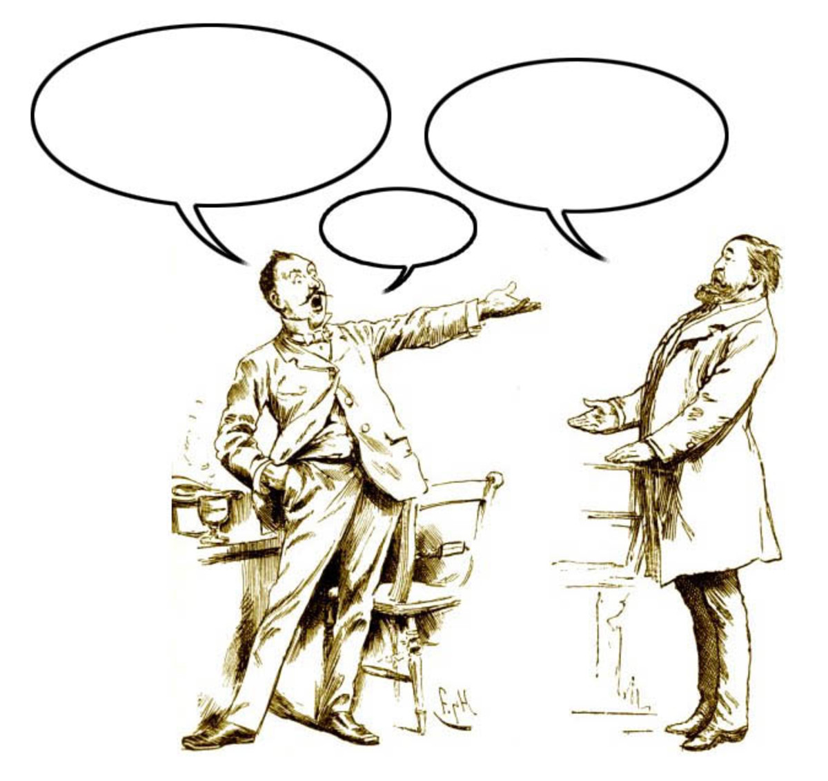 Conflict And Conversation