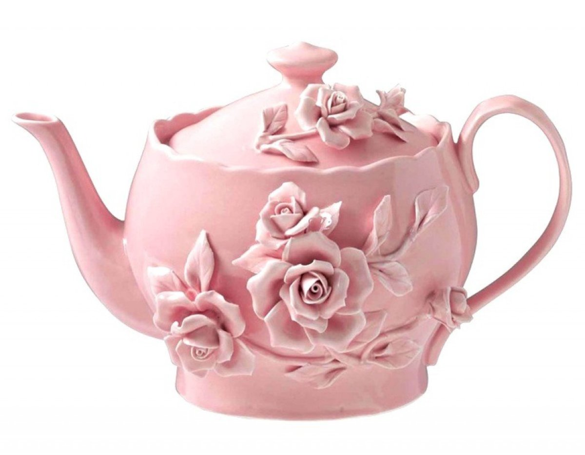 Rose Teapots Enchanting Collectibles For Any Occasion