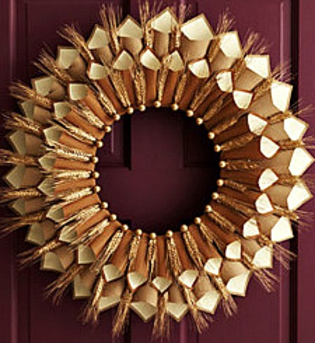 26 Gorgeous Wreath Making Craft Ideas HubPages