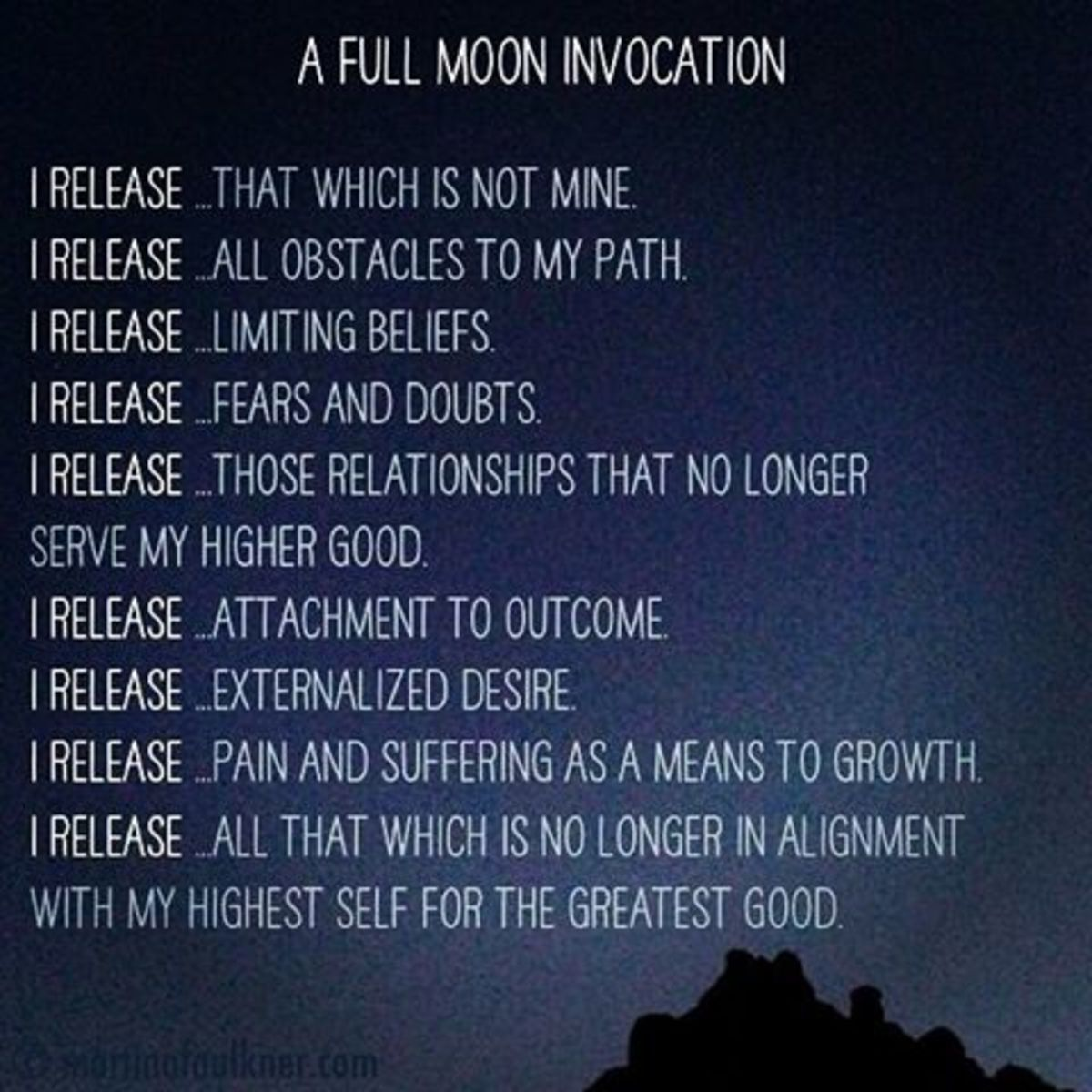 Manifesting With New Moon Full Moon Rituals