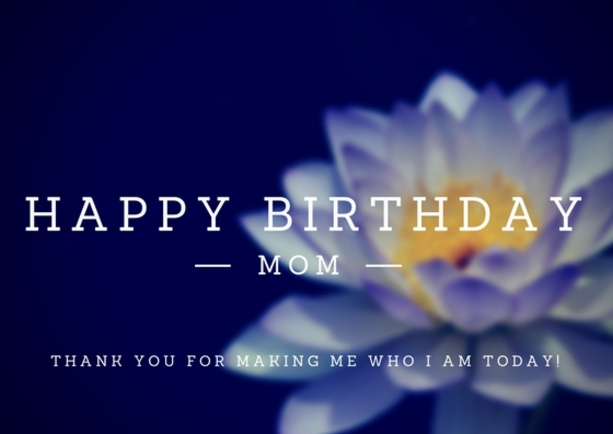 100 Quot Happy Birthday Quot Messages For Moms With Images