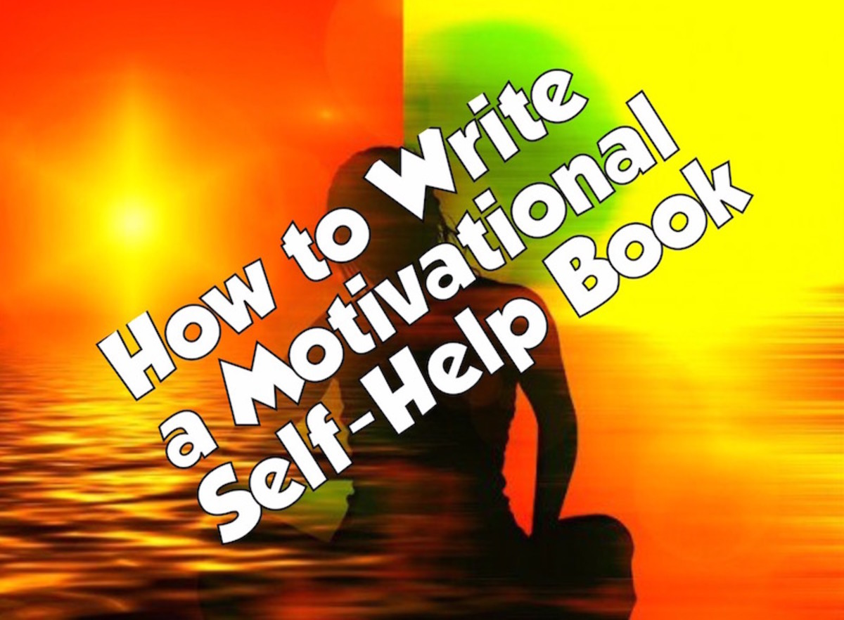 How To Write A Motivational Self Help Book