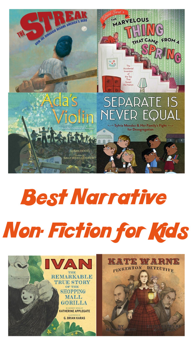 A Review Of The 37 Best Narrative Nonfiction Books For