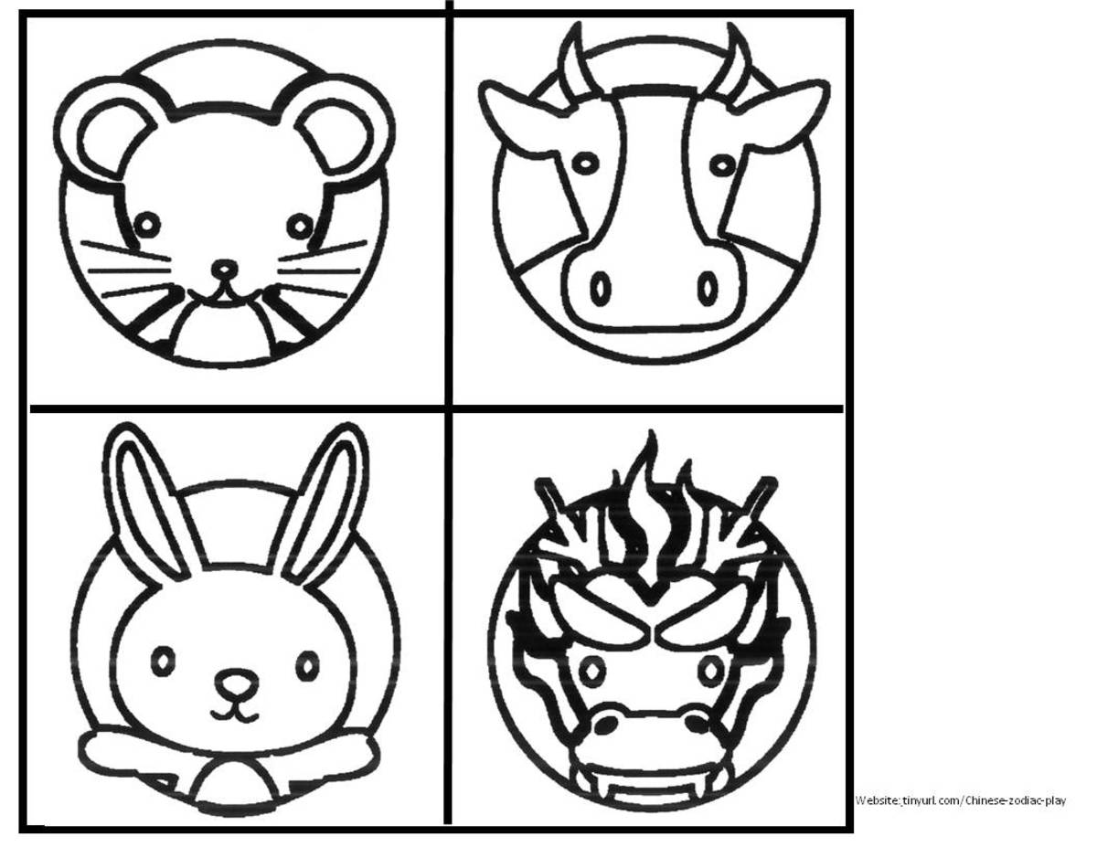 The Animals Race A Play About The Chinese Zodiac