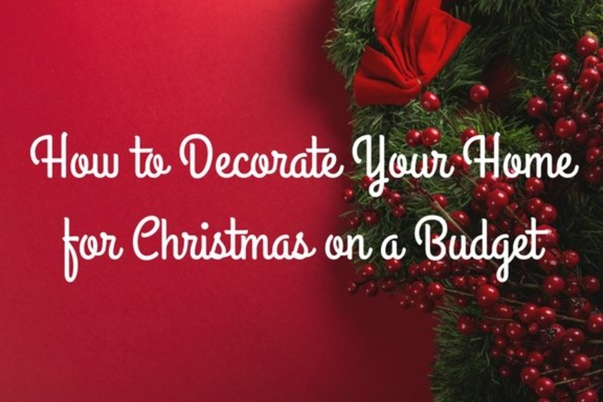 18 Ideas To Decorate Your Home For Christmas On A Budget