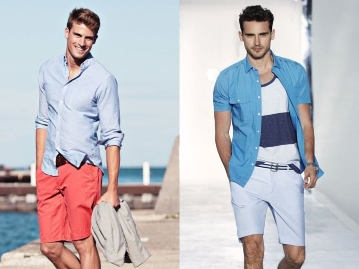 Shorts are best reserved for casual outdoor events