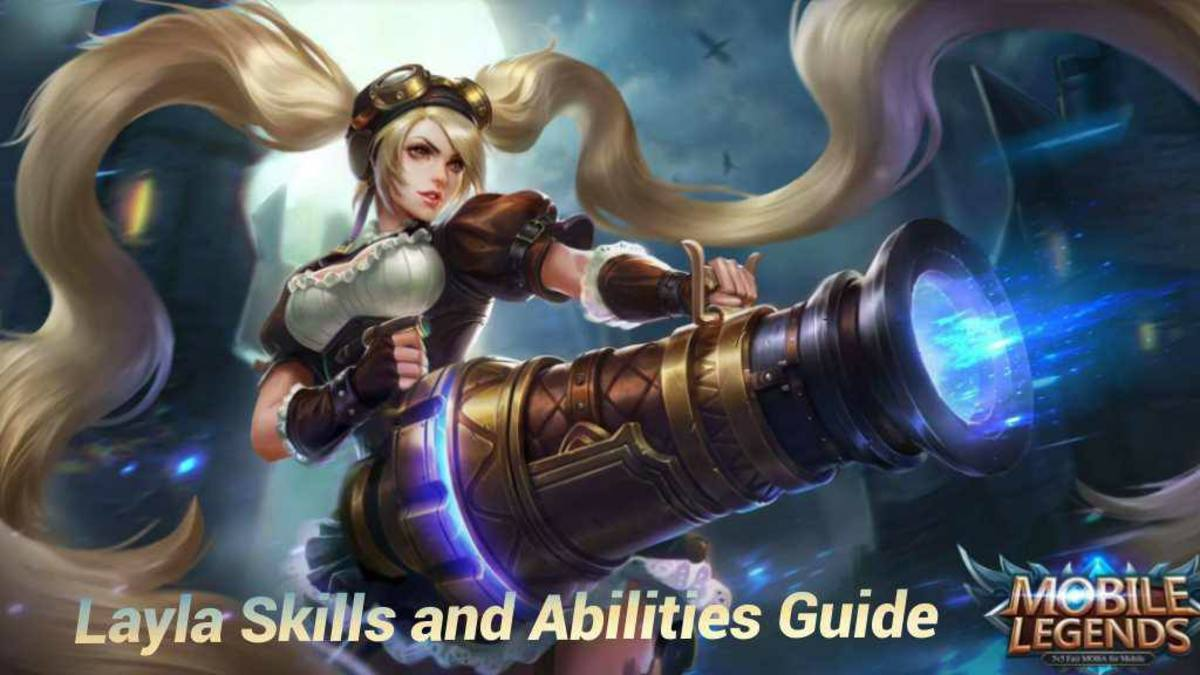 Mobile Legends Laylas Skills And Abilities Guide LevelSkip