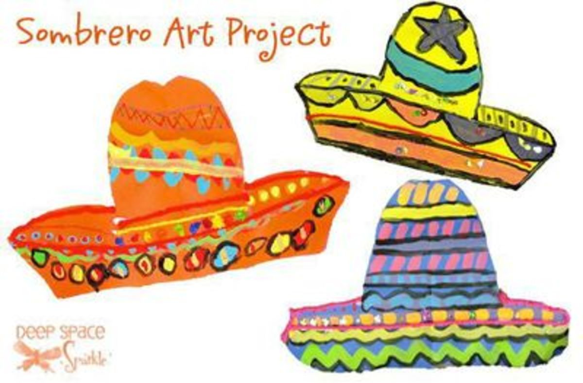 61 Fun And Fabulous Mexican Crafts For Kids And Adults