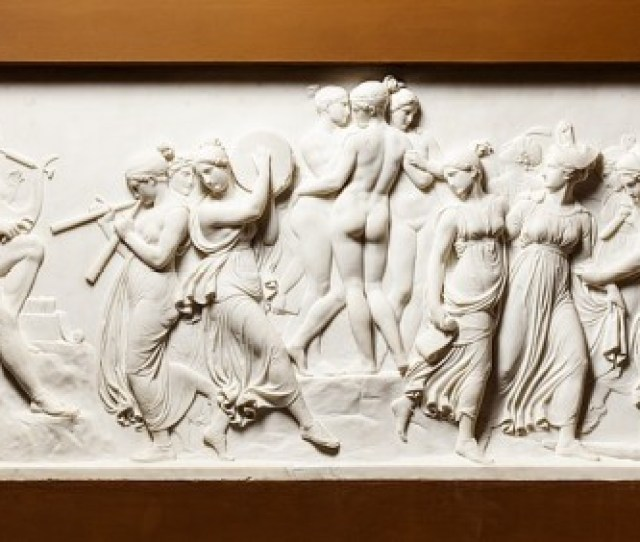 The Dance Of The Muses On Helicon
