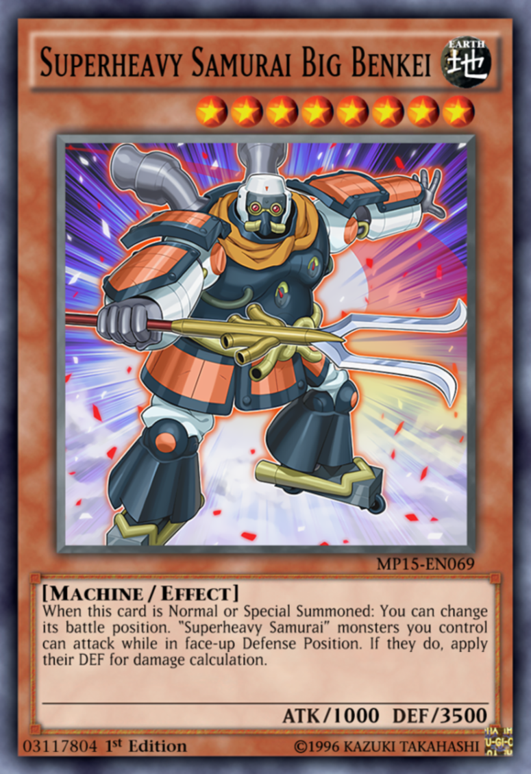 Top 10 Cards You Need for Your Superheavy Samurai Yu-Gi-Oh Deck ...