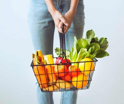 Produce is one thing most shoppers prefer to choose for themselves.
