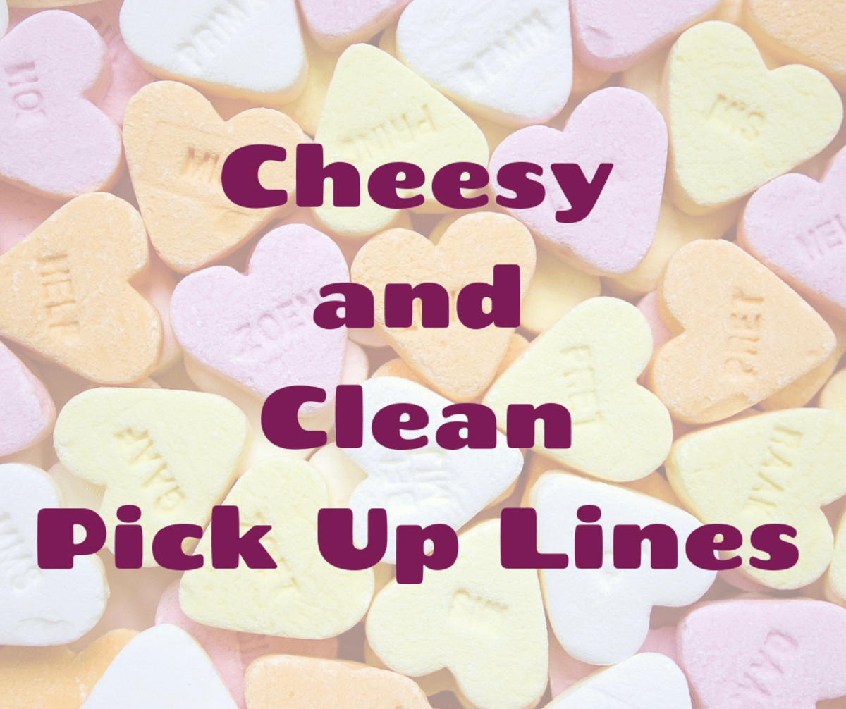 The Best Funny And Clean Pick Up Lines Pairedlife