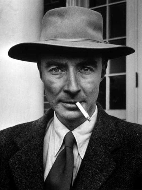 Image result for J.R. Oppenheimer