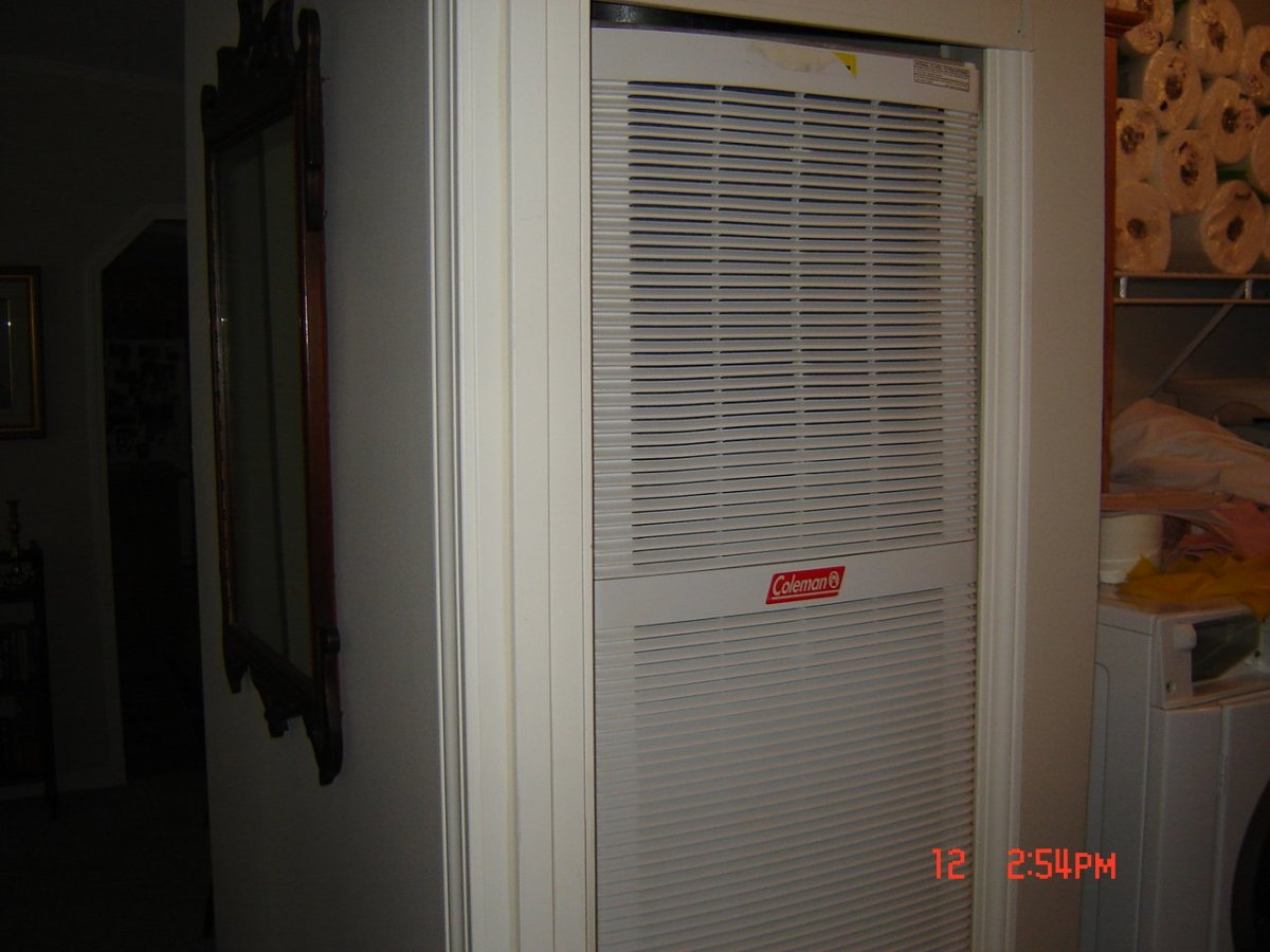 Troubleshooting A Coleman Forced Hot Air Furnace Limit