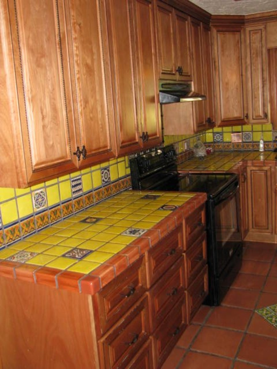 How To Design Kitchens And Bathrooms Using Mexican Talavera Tile Dengarden