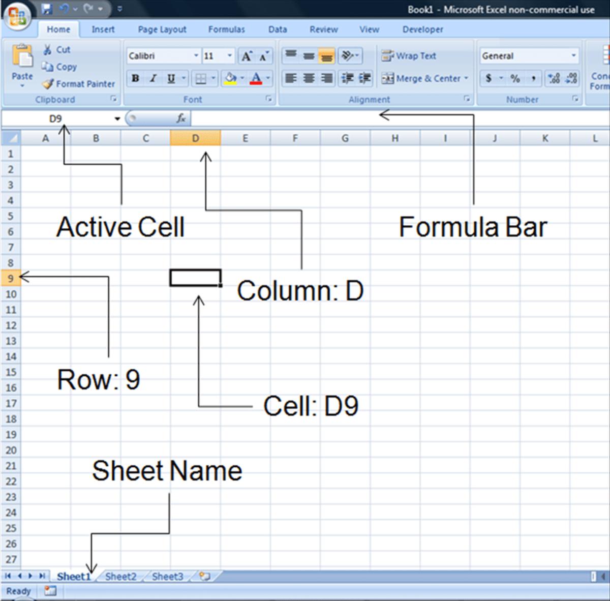 Excel Formula List With Examples In Urdu
