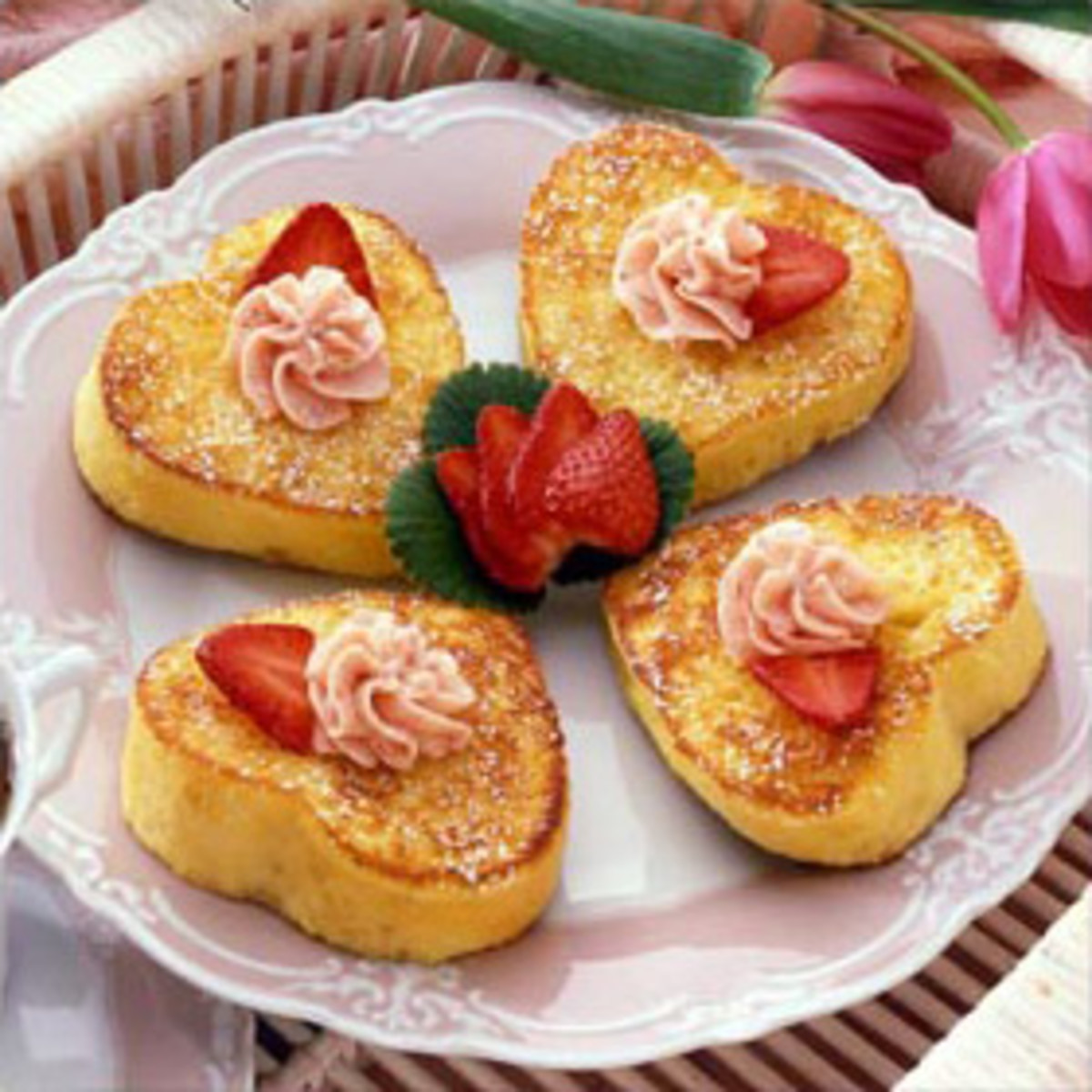 Valentines Day Breakfast Food Recipe Ideas HubPages