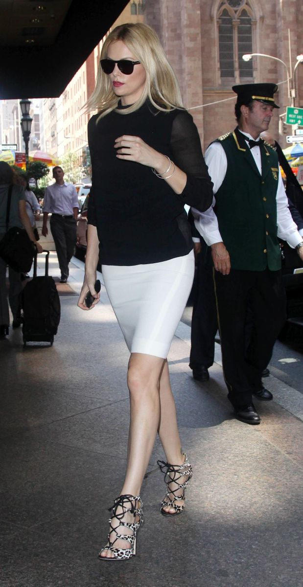 Celebrities In A Pencil Skirt And High Heels HubPages