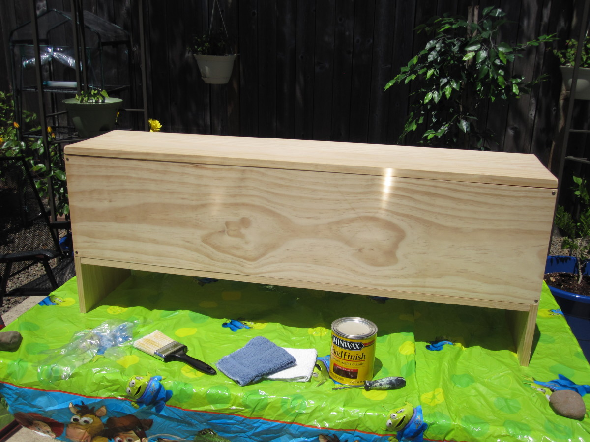 How To Build Your Own Functional Storage Bench Dengarden