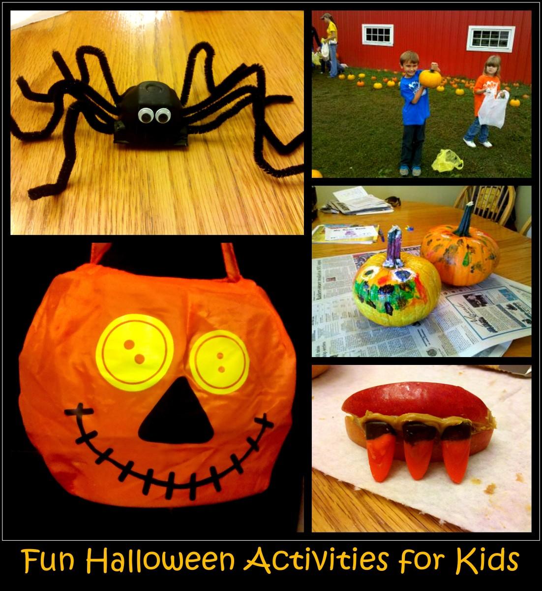 5 Fun Halloween Activities For Children