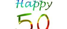 happy 50th birthday - 50th Birthday Wishes