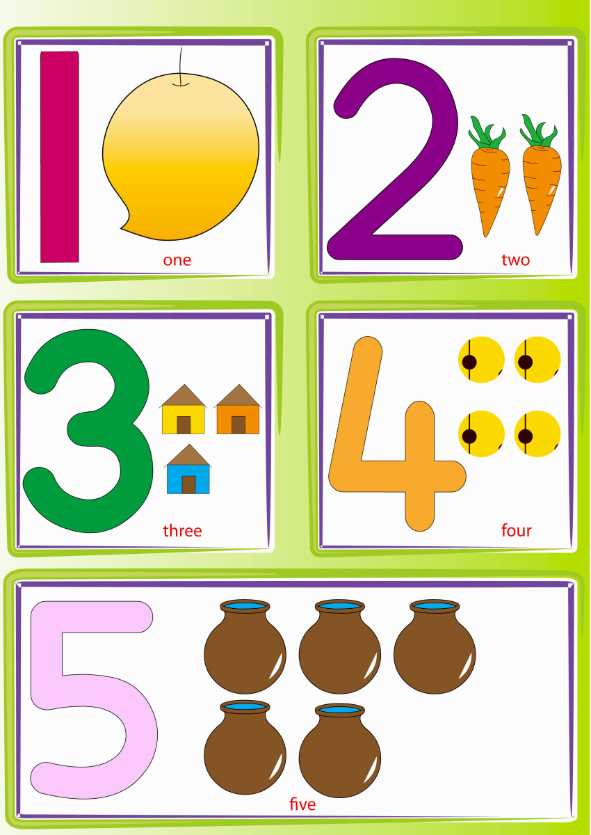 Number Recognition Worksheets Amp Activities