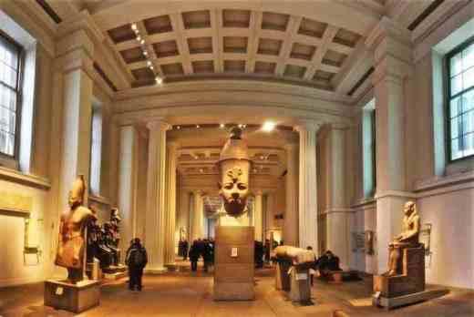www.flickr.com O Museu Britânico