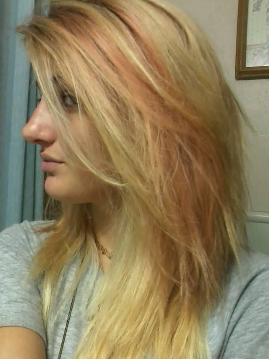 Manic Panic And RAW Hair Dye Review Bellatory