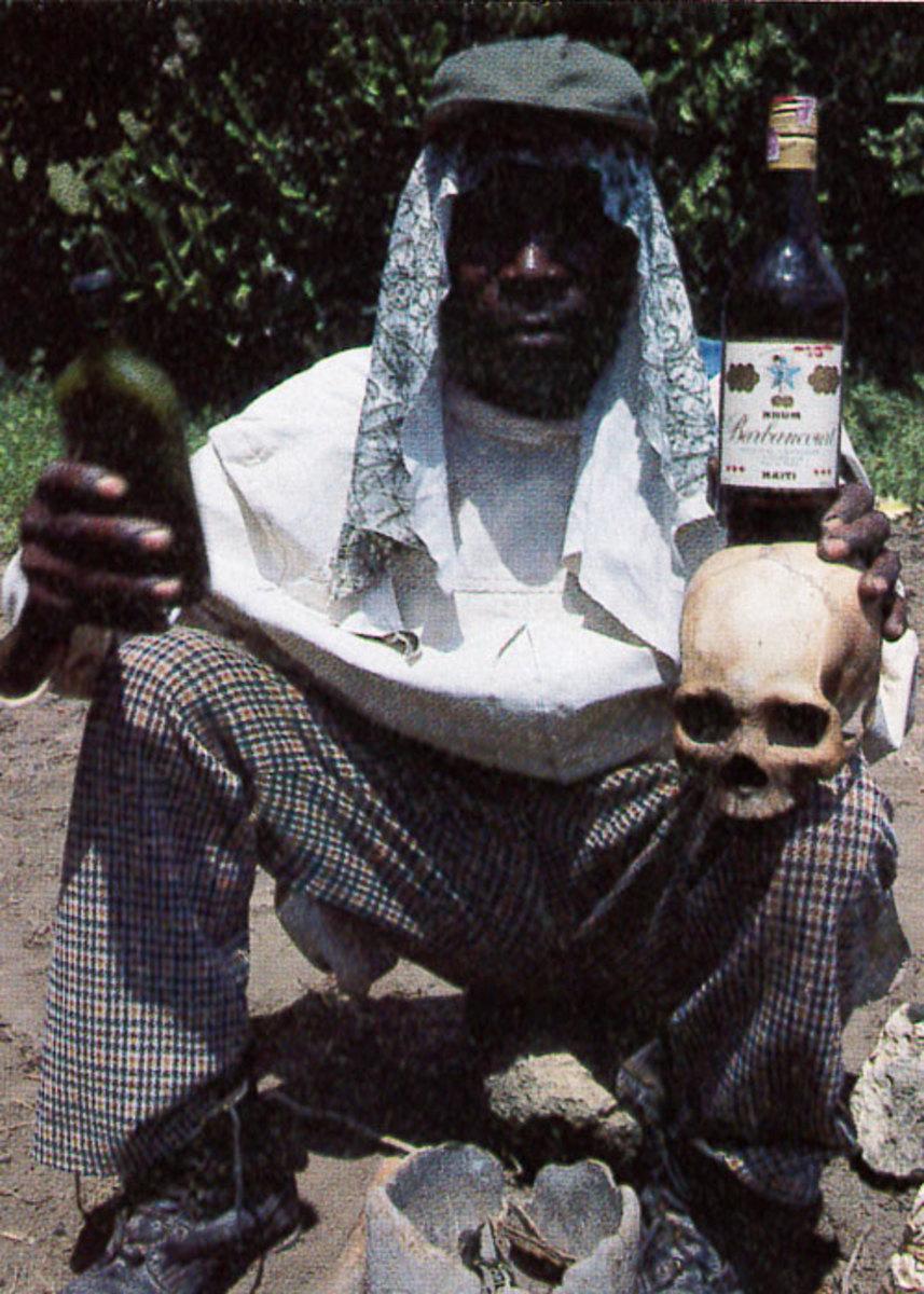 Image result for poison-maker-voodoo