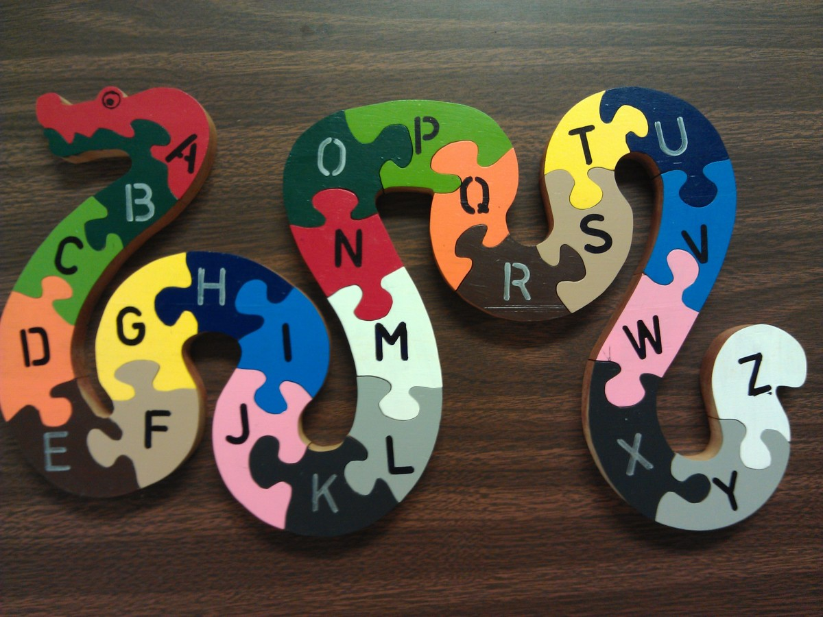 Activities To Teach Alphabet Recognition To Young Children