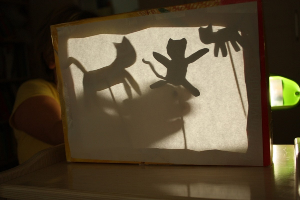 Easy Shadow Experiments And Activities For Kids