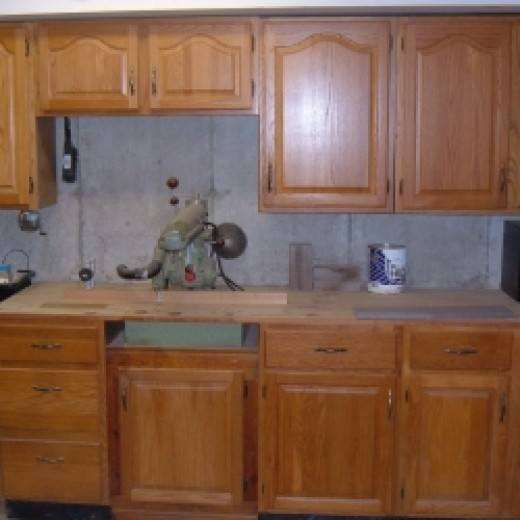 My Woodshop Storage Ideas Recycling Kitchen Cabinets Into