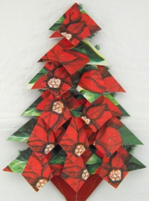 Tea Bag Folding Christmas Tree Pattern Hubpages