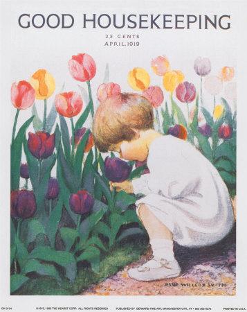 gardening issue of good housekeeping magazine