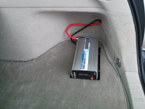 Installing and Using a Power Inverter in a Prius | AxleAddict