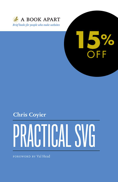 Practical SVG by Chris Coyier