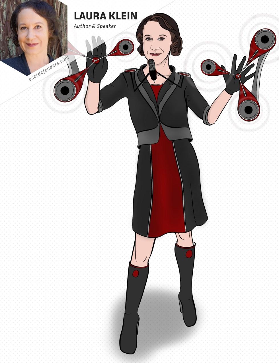 User Defenders podcast - Laura Klein