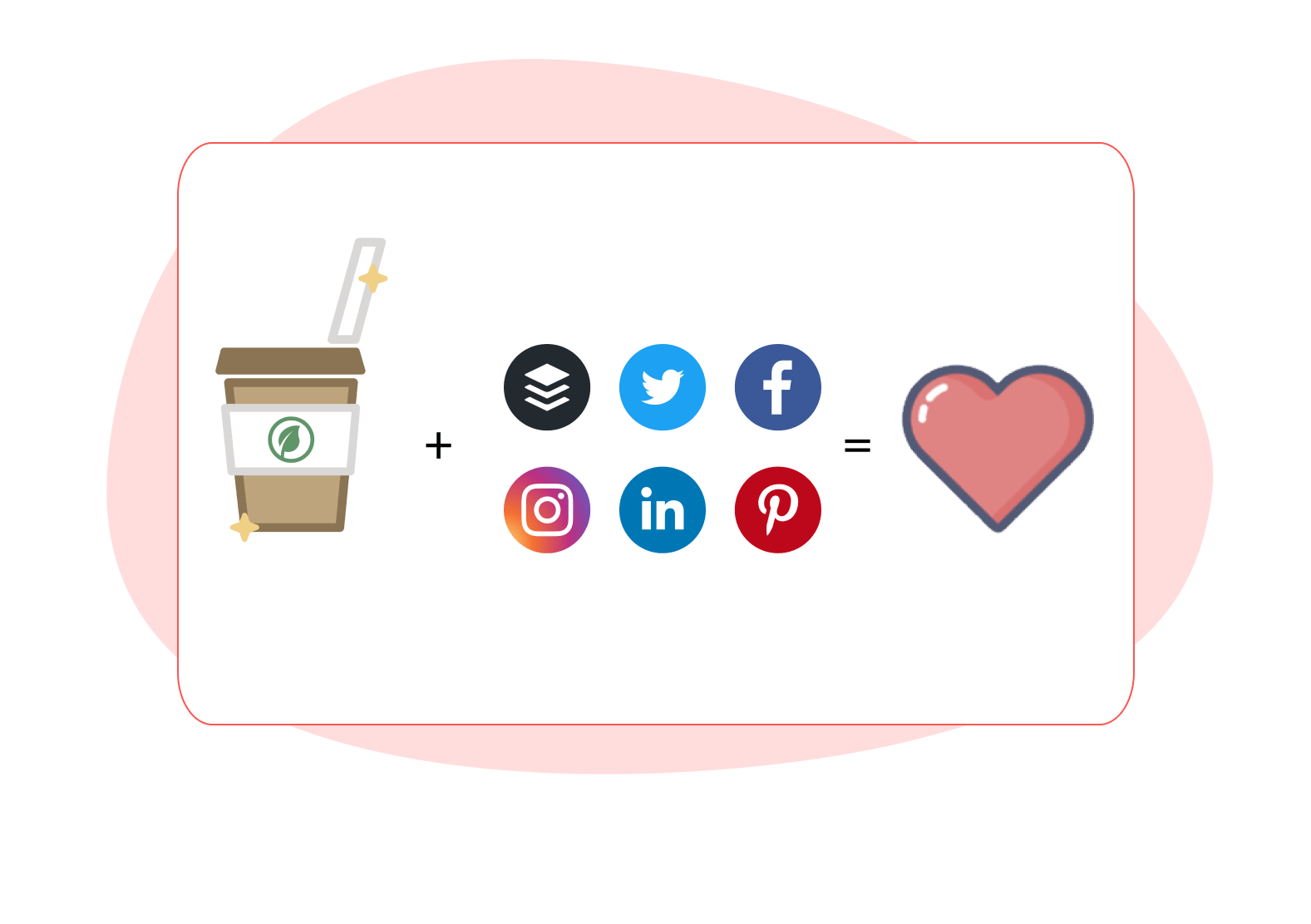 Step 1: Connect your social accounts