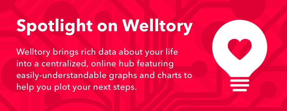 Spotlight on Welltory
