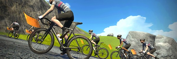 RAPHA CYCLING CLUB - ZWIFT TRAINING CAMP
