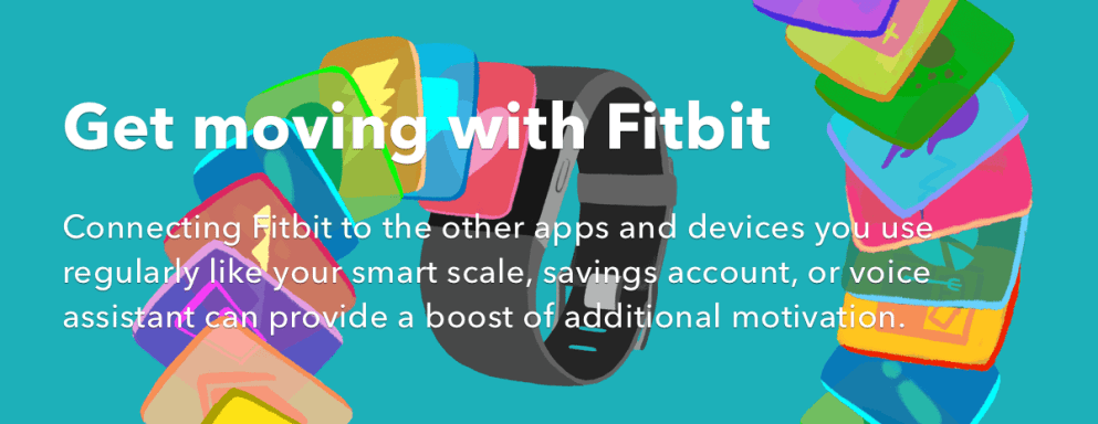 Get moving with Fitbit