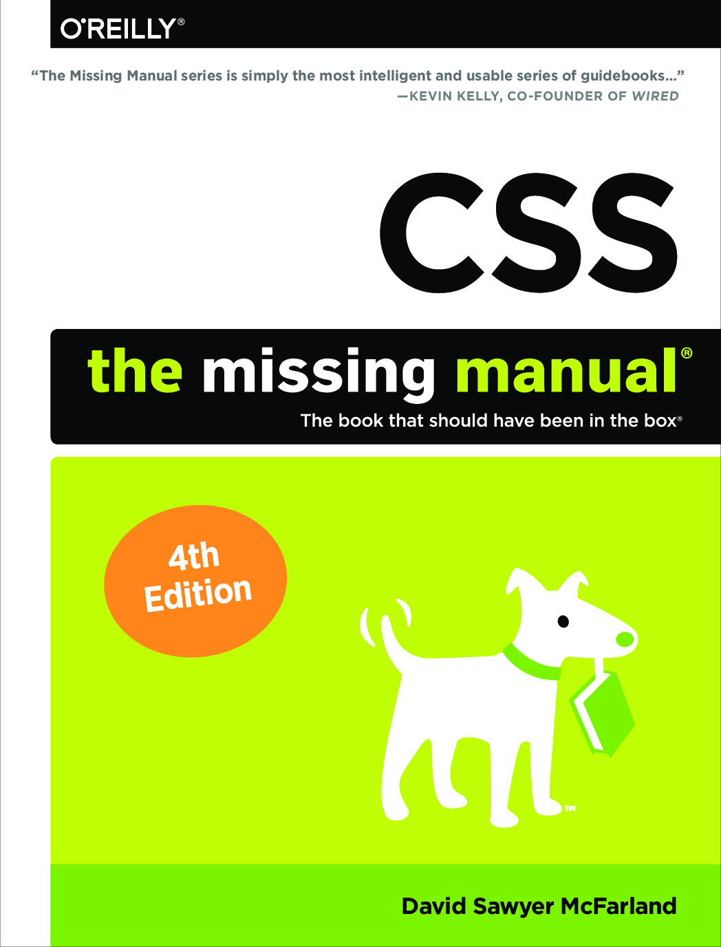 Css The Missing Manual Fourth Edition 3 Css Manual