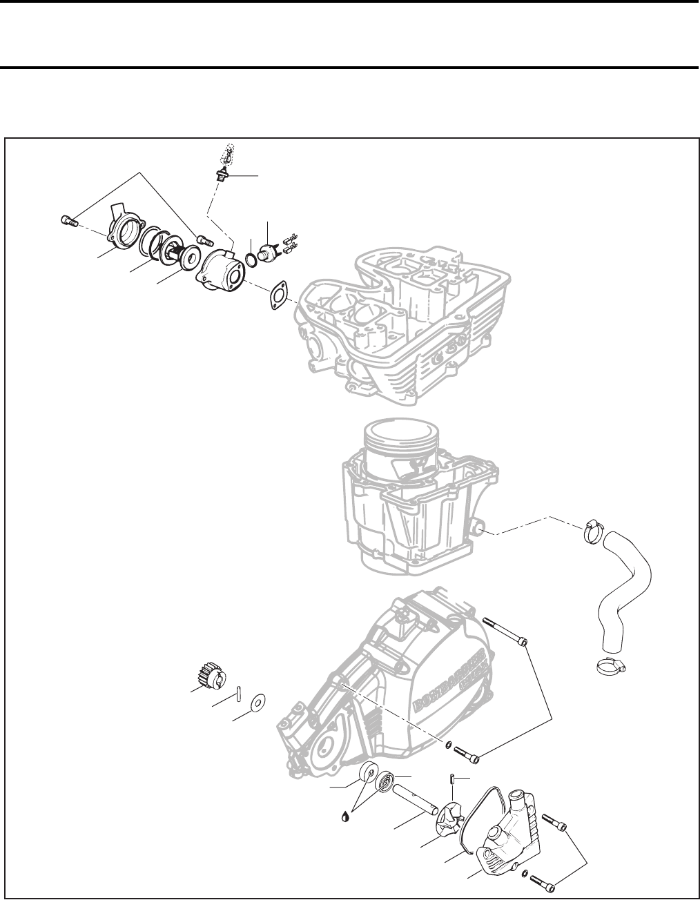 Section 03 engine