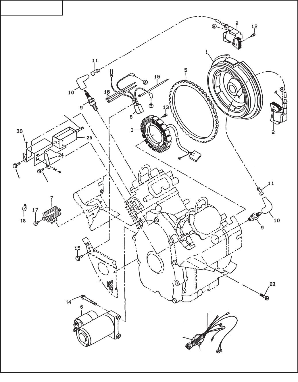 Ohv220 Miller W Fe Rev Eh64 Welder Parts Manual