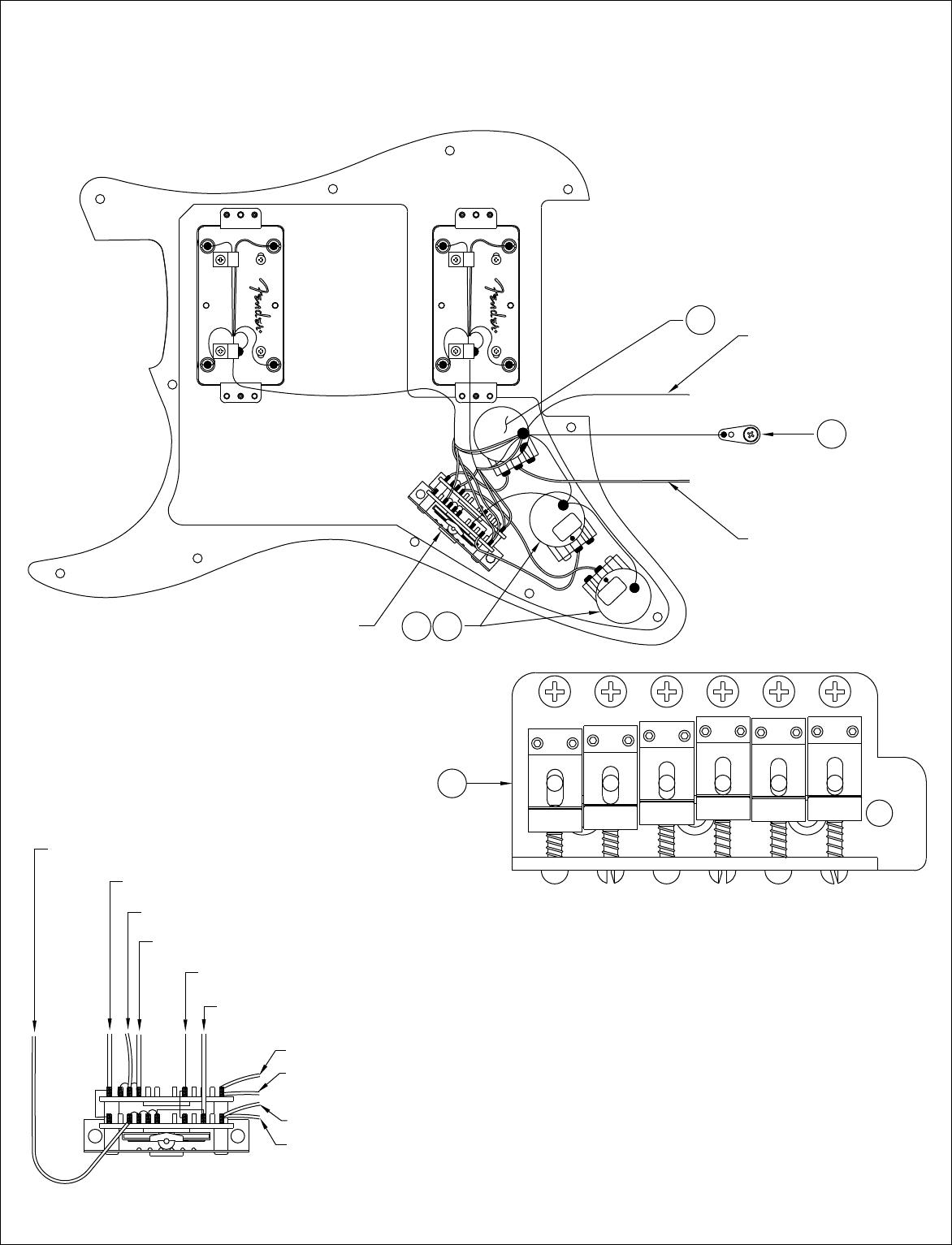 Fender 013 B Sisd