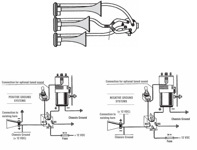 diagram harbor freight air horn wiring diagram full version