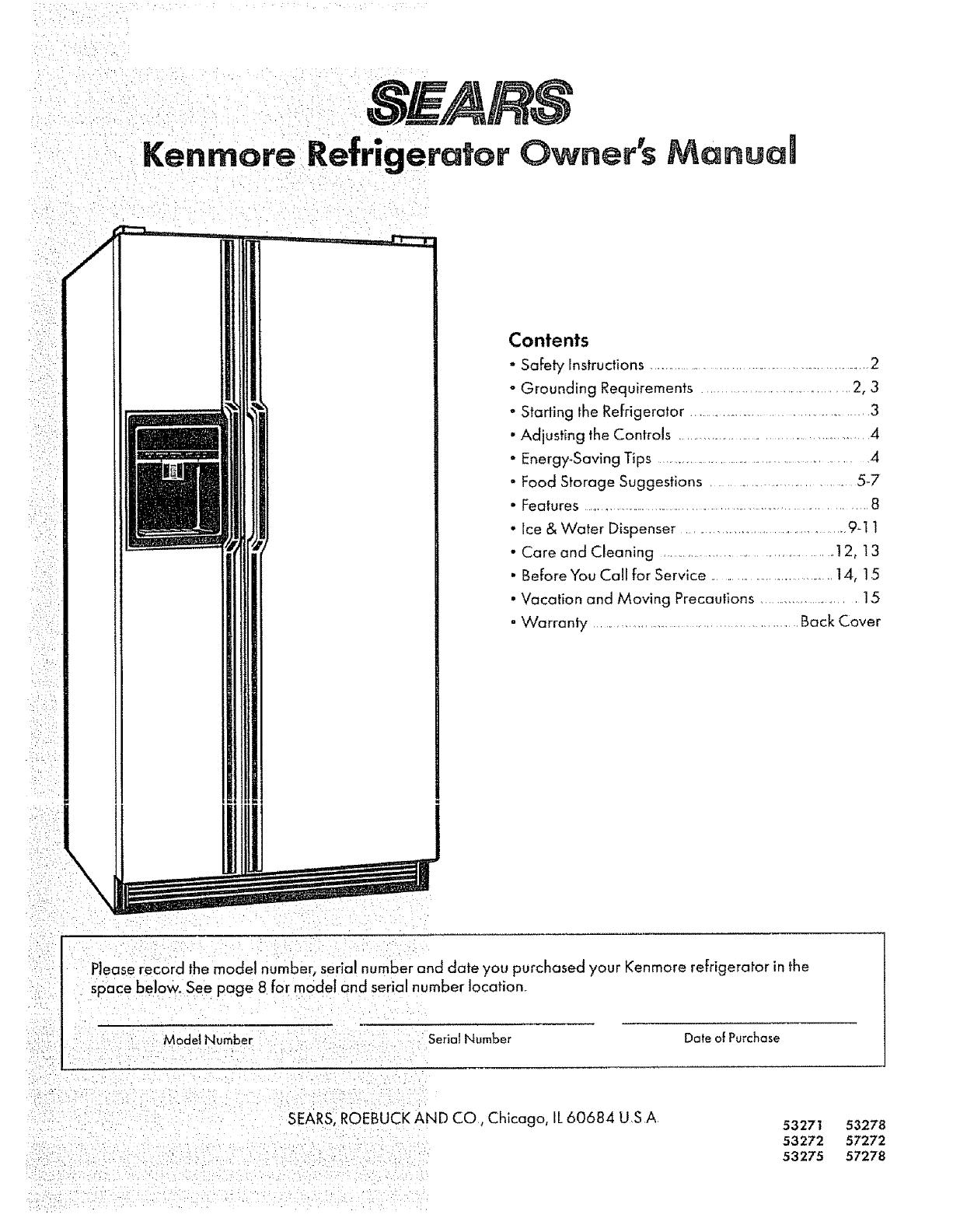 Wiring Diagram Frigidaire Ice Maker