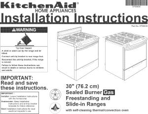 Kitchenaid Superba Selectra Owners Manual | Besto Blog